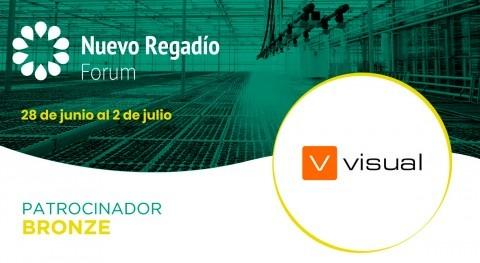 VisualNacert, software gestión cultivos sostenibles, Bronze Sponsor Nuevo Regadío Forum