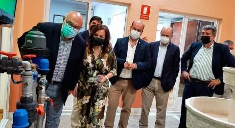 Gobierno invertirá 36,3 millones euros obras modernización regadíos Jaén