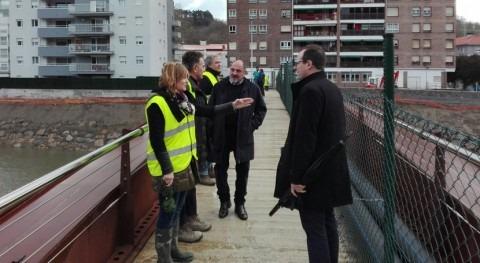 Europa evalúa financiar varios proyectos infraestructuras hidráulicas País Vasco