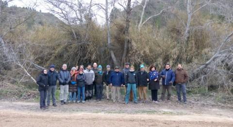 Comisión Europea evalúa recuperación bosque ribera Segura