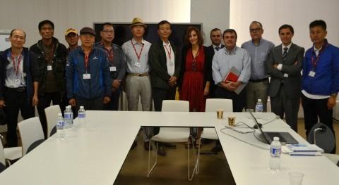 Departamento Aguas Seúl se interesa modelo gestión agua Aqualia