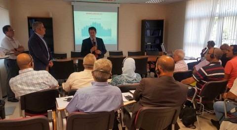 Túnez se interesa sistemas depuración y reutilización aguas Murcia