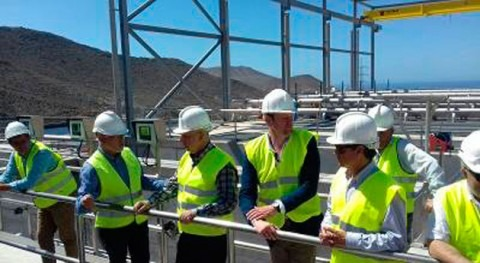 Aprobado proyecto mejorar gestión fangos depuradora Adeje-Arona