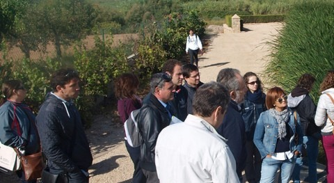 Huesca apuesta modelo depuradoras ecológicas