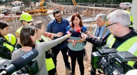 Gobierno balear invertirá 5,5 millones euros mejora EDAR Alcúdia