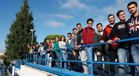 Linaqua participa formación jóvenes universitarios