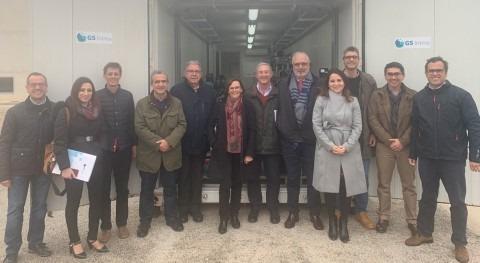 GS Inima presenta resultados Proyecto FOWE MCT y MITECO