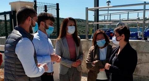 Andalucía ejecuta dos años actuaciones depuración y saneamiento 76 municipios Jaén