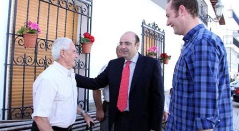 agricultores Castril, satisfechos concesión agua regadíos