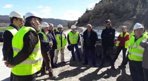 Visita primera fase proyecto red Peramola (Lleida)