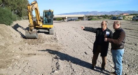 Gobierno andaluz recuperará drenaje pequeñas ramblas Almería
