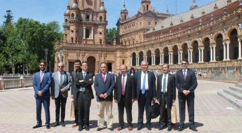 Turquía toma como modelo planificación hidrológica Guadalquivir