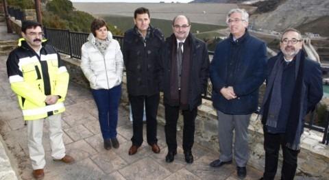 Lambán urge Tejerina que convoque Comisión Seguimiento Pacto Agua