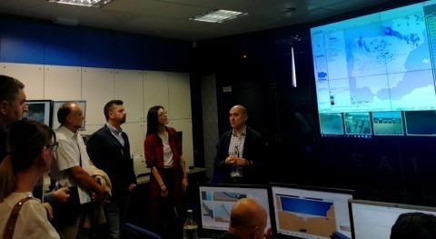CHT recibe delegación bosnia interesada gestión inundaciones e irrigación