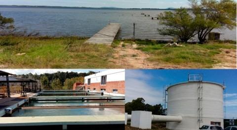 Uruguay publica situación medidas potabilización Montevideo y Laguna sauce