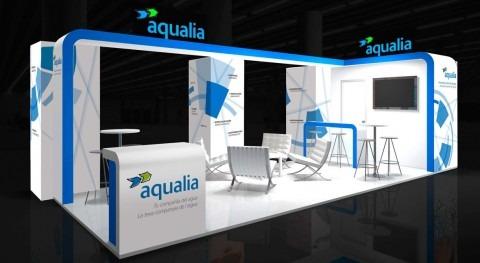 Aqualia aporta conocimiento y experiencia XXXIV Jornadas Técnicas AEAS