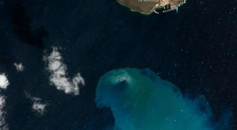 volcán submarino Hierro emite milésima parte CO2 mundo