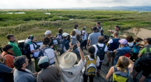 Agbar y Instituto Catalán Ornitología impulsan voluntariado empresarial ambiental