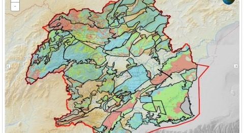 Criterios actuación presiones e impactos purines zonas hidrogeológicas influencia