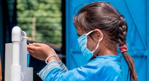43% escuelas todo mundo carecían medios lavarse manos 2019