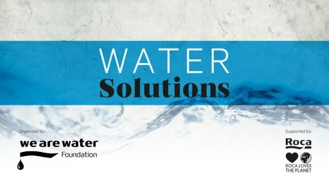 Fundación We Are Water presenta soluciones reto agua mundo