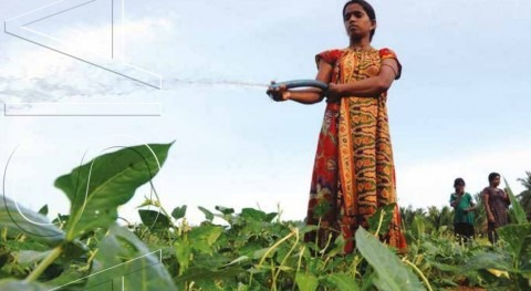 Agua y pobreza rural: ¿Cómo mejorar medios subsistencia Asia?