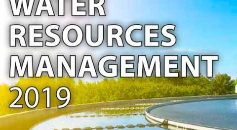 Congreso Water Resources Management 2019