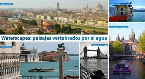 Waterscapes: paisajes vertebrados agua