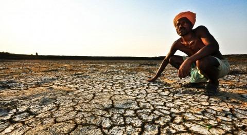 desertificación no está lejos. tenemos aquí