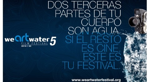 Arranca 5ª edición We Art Water Film Festival