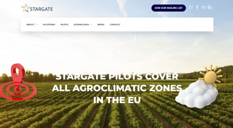 AgriSat forma parte gran proyecto STARGATE