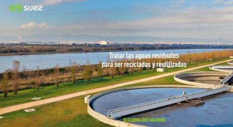 SUEZ lanza página web España