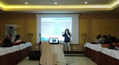 Fundación CENTA colabora taller normativa vertidos aguas residuales Cuba