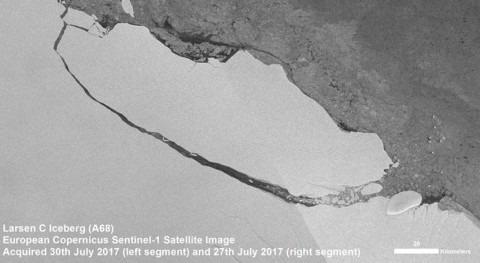 ¿Provoca inestabilidad pérdida hielo?