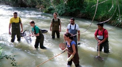 Alarma río Riaza: especies autóctonas, amenazadas