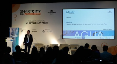 XI Foro Economía Agua traslada futuro gestión agua hoy