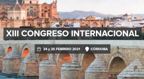 ¡Abiertas inscripciones online nuestro XIII Congreso Internacional!