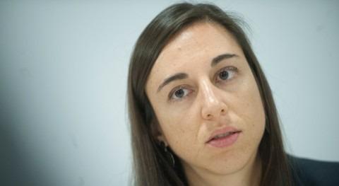 """Marina Arnaldos: """" reto es adaptarme lo antes posible estructura organizacional Cetaqua"""""""