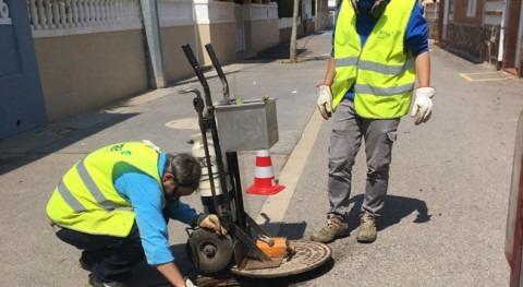 Ayuntamiento Xilxes y FACSA inician tratamientos plagas