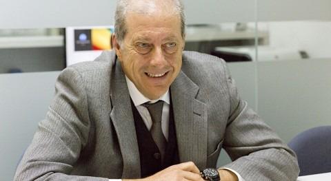 José Antonio Díaz Lázaro-Carrasco durante la celebración del VI Foro iAgua Magazine (iAgua).