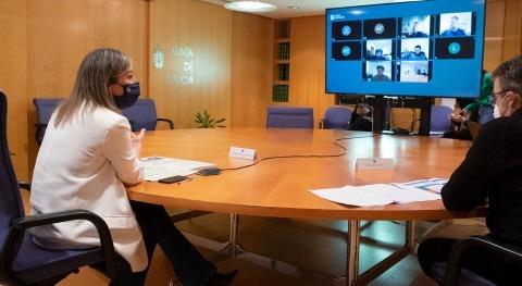 Galicia anuncia actuaciones 2023 evitar inundaciones río Anllóns Carballo