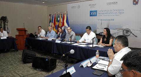 Elevando perfil político agenda agua Iberoamérica