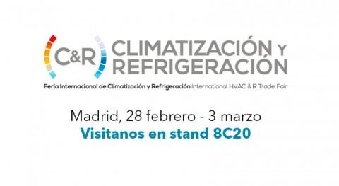 Xylem presenta Soluciones Lowara Salón Climatización y Refrigeración 2017 Madrid