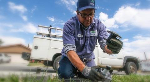 tecnología ayuda empresa hídrica California mejorar eficiencia pandemia