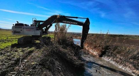 Comienzan trabajos adecuación y limpieza río Yeguas temporal octubre