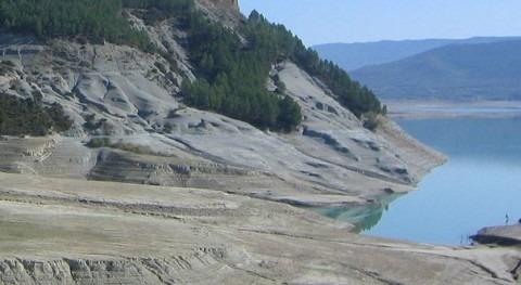 """Gobierno Navarra afirma que no se han producido nuevos """"deslizamientos estructurales o graves"""" Yesa"""