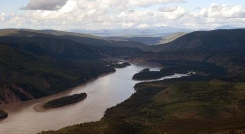 fluctuaciones climáticas globales aumentan tasas erosión ríos