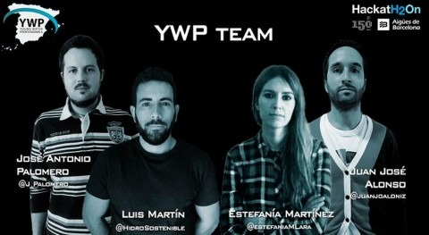 HackatH2On 2017: Así fue experiencia YWP Spain