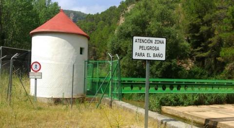 Confederación Hidrográfica Júcar mejora señalización lugares riesgo baño
