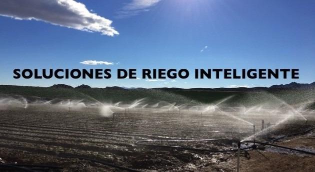 """""""Soluciones Riego Inteligente"""" jornada Corporación Tecnológica Andalucía"""